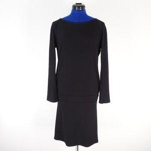 Moda International Black Dress Stretch - Medium